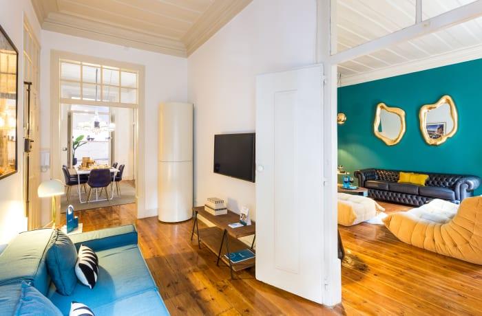 Apartment in Contador Mor Cozy, Castelo - 3