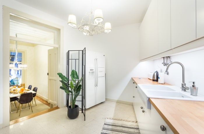 Apartment in Contador Mor Cozy, Castelo - 15