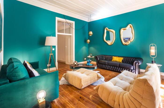 Apartment in Contador Mor Cozy, Castelo - 1