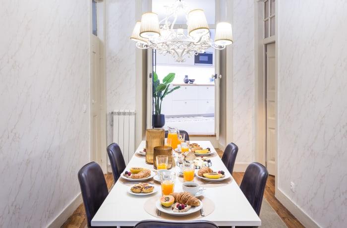 Apartment in Contador Mor Cozy, Castelo - 10