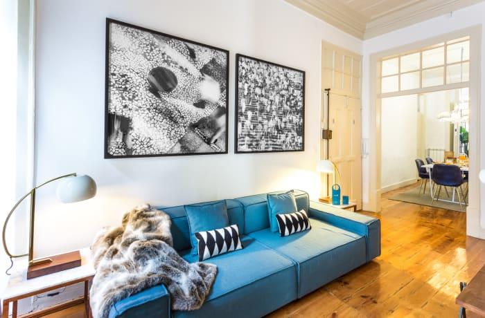 Apartment in Contador Mor Cozy, Castelo - 2