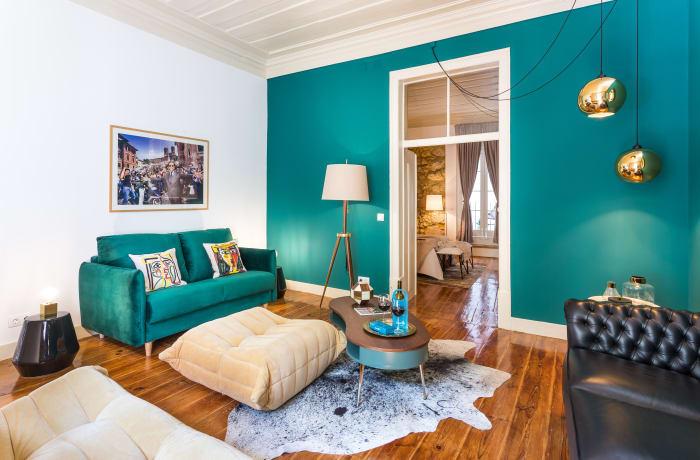 Apartment in Contador Mor Cozy, Castelo - 4