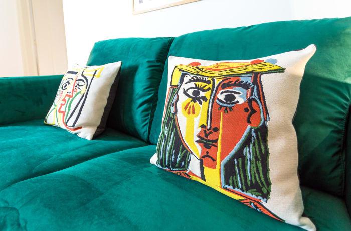 Apartment in Contador Mor Cozy, Castelo - 18