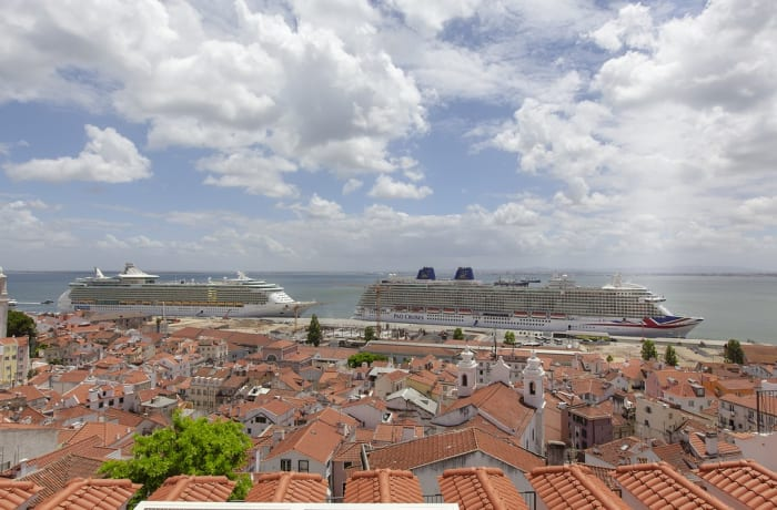 Apartment in Contador Mor Plus, Castelo - 19