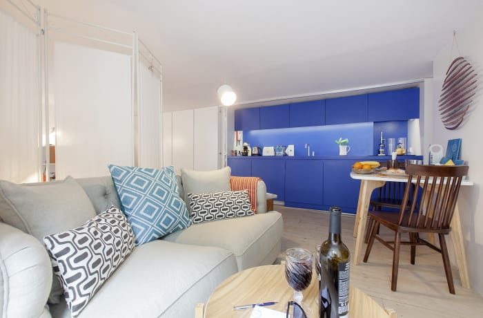 Apartment in Contador Mor Studio, Castelo - 2