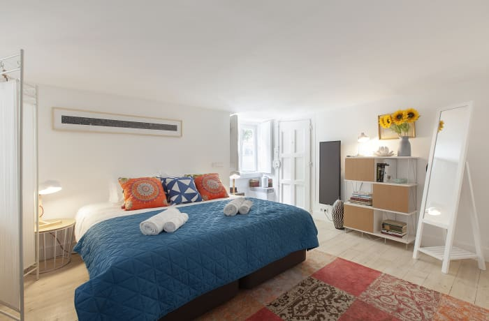 Apartment in Contador Mor Studio, Castelo - 6