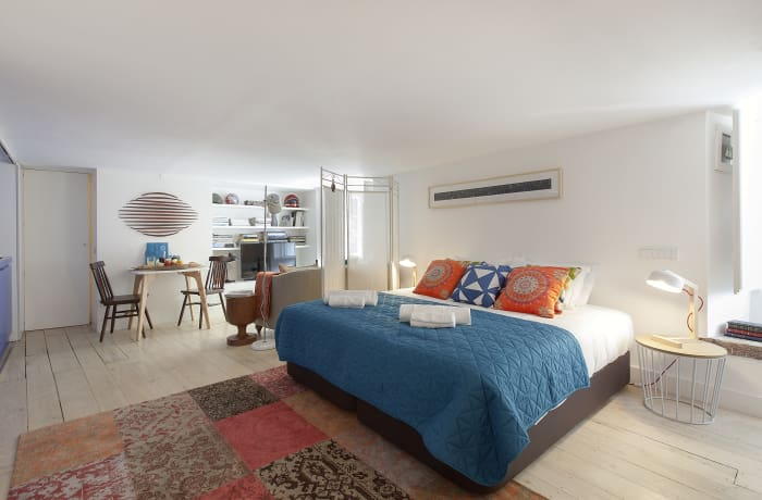 Apartment in Contador Mor Studio, Castelo - 5