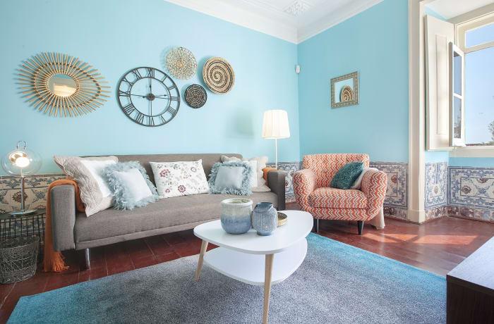 Apartment in Saudade, Castelo - 1