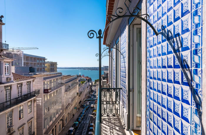 Apartment in As Flores I, Chiado  - 0