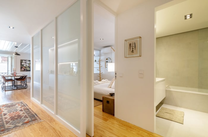 Apartment in As Flores II, Chiado  - 14