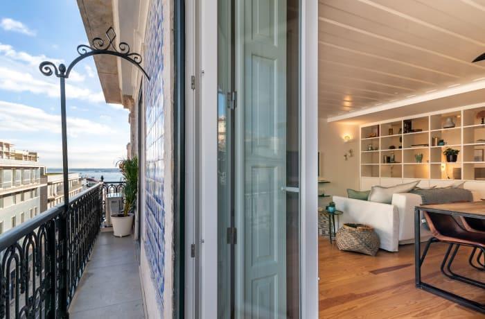 Apartment in As Flores II, Chiado  - 0