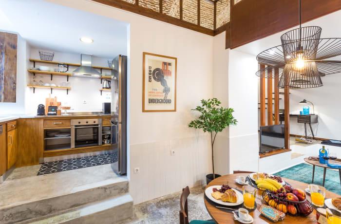 Apartment in Emenda Loft C, Chiado  - 8