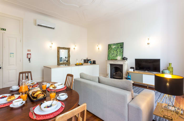 Apartment in Emenda Deluxe 1A, Chiado  - 7