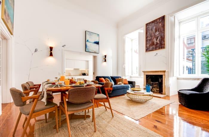Apartment in Emenda Luxury RC B, Chiado  - 1