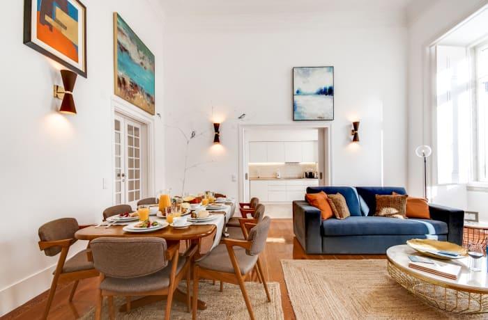 Apartment in Emenda Luxury RC B, Chiado  - 2