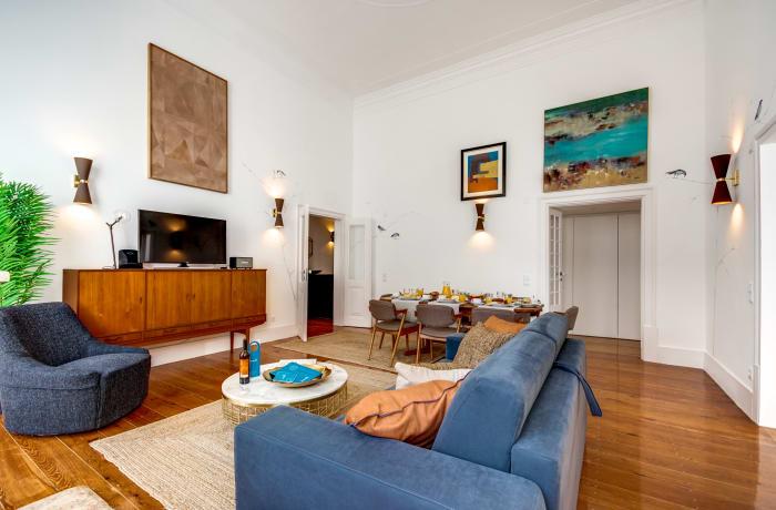 Apartment in Emenda Luxury RC B, Chiado  - 3