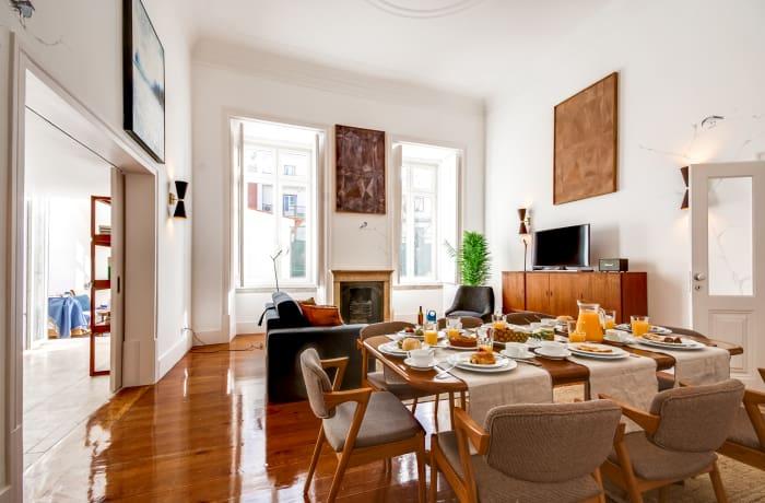 Apartment in Emenda Luxury RC B, Chiado  - 4