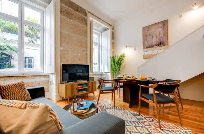 Apartment in Emenda RC A, Chiado  - 1