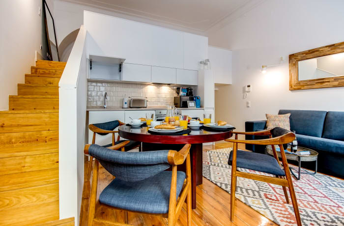 Apartment in Emenda RC A, Chiado  - 4