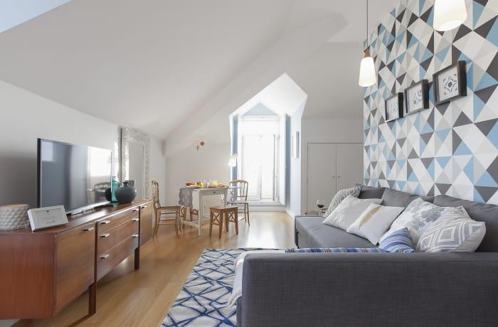 Apartment in Sky Penthouse, Graca - 2