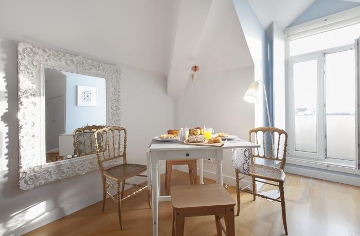 Apartment in Sky Penthouse, Graca - 5