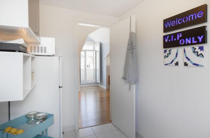 Apartment in Sky Penthouse, Graca - 13
