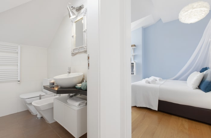 Apartment in Sky Penthouse, Graca - 8