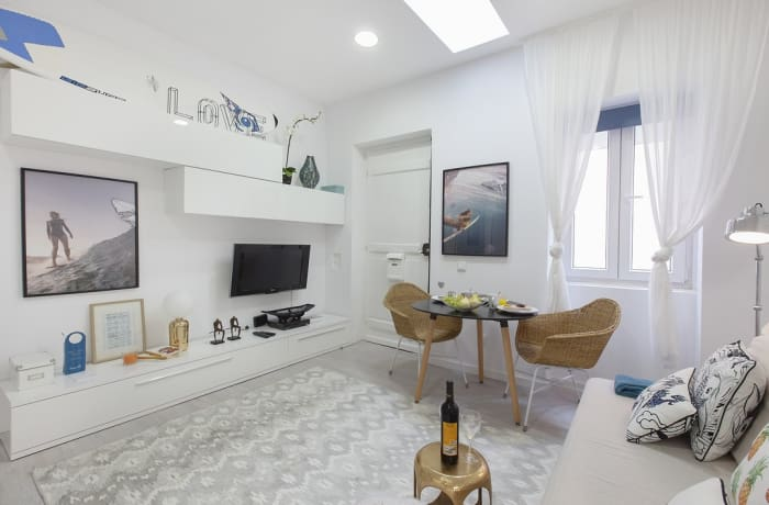 Apartment in Amoreiras House, Marques de Pombal - 1