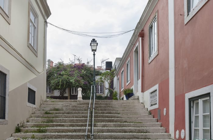 Apartment in Amoreiras House, Marques de Pombal - 11