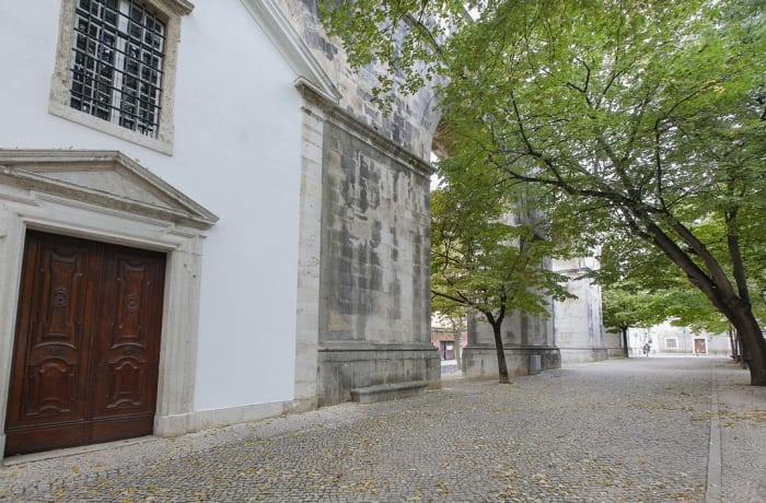 Apartment in Amoreiras House, Marques de Pombal - 12