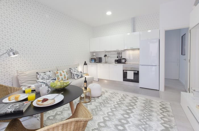 Apartment in Amoreiras House, Marques de Pombal - 3