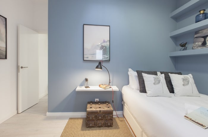 Apartment in Amoreiras House, Marques de Pombal - 5