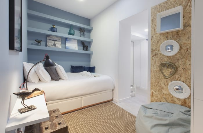 Apartment in Amoreiras House, Marques de Pombal - 4