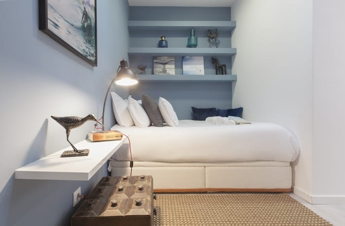Apartment in Amoreiras House, Marques de Pombal - 6