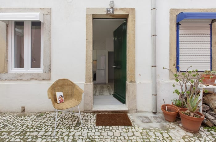 Apartment in Amoreiras House, Marques de Pombal - 9