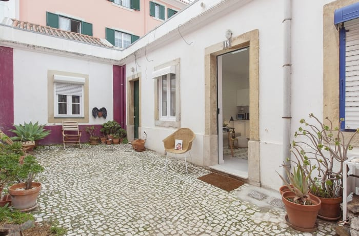 Apartment in Amoreiras House, Marques de Pombal - 10
