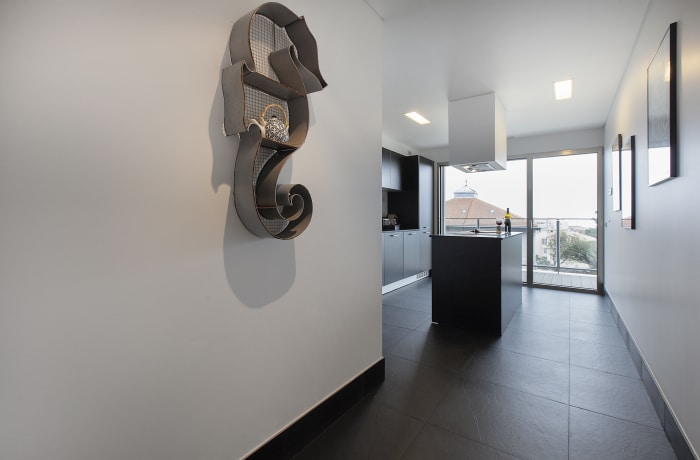 Apartment in Amoreiras III, Marques de Pombal - 12