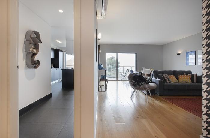 Apartment in Amoreiras III, Marques de Pombal - 4