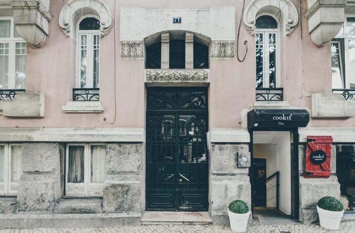Apartment in Baixa Terrace, Saldanha - 0