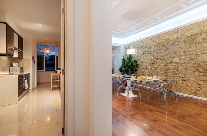 Apartment in Baixa Terrace, Saldanha - 9