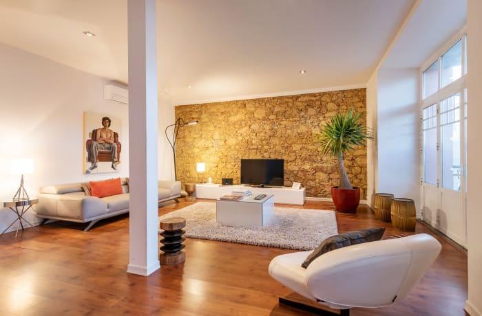 Apartment in Baixa Terrace, Saldanha - 2