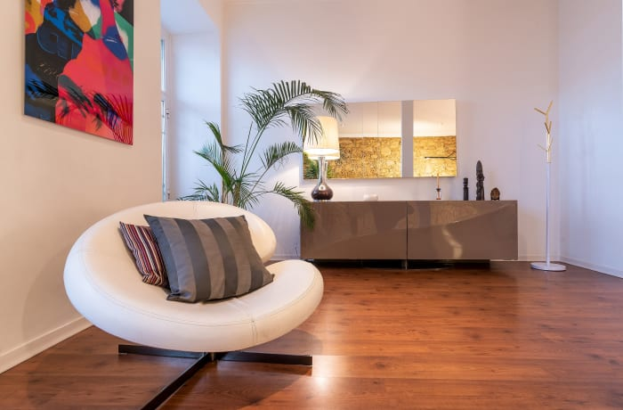 Apartment in Baixa Terrace, Saldanha - 7