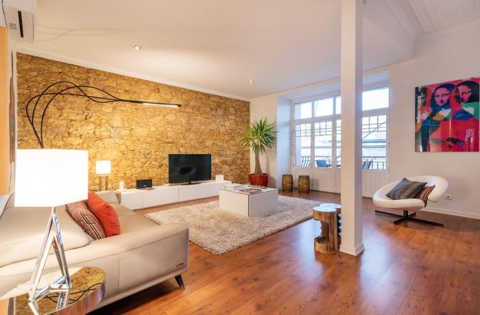 Apartment in Baixa Terrace, Saldanha - 1