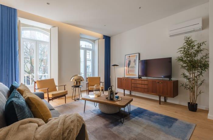Apartment in Saldanha Exclusive Republica, Saldanha - 1