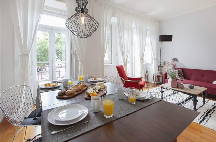 Apartment in Dom Carlos I, Santos - 3
