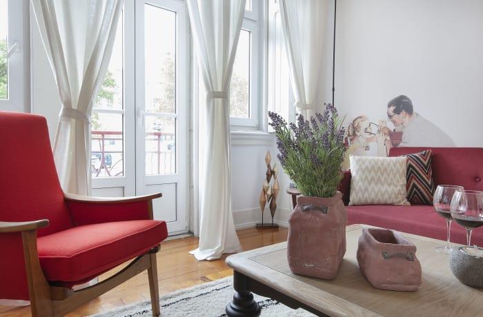 Apartment in Dom Carlos I, Santos - 2