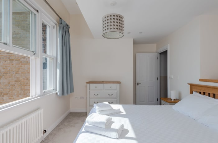 Apartment in Thames View, Canary Wharf - 20