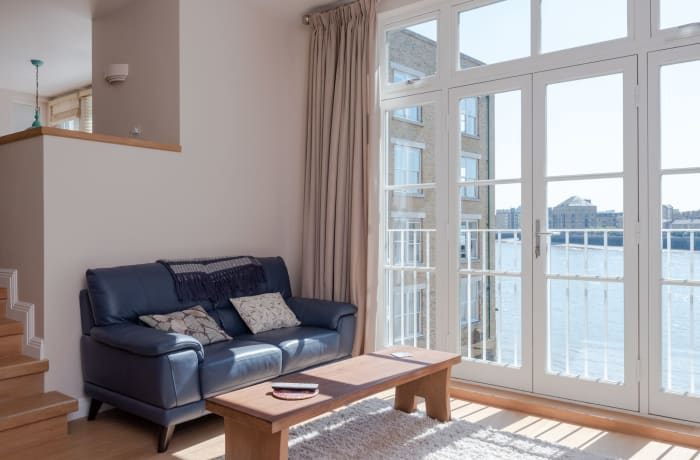 Apartment in Thames View, Canary Wharf - 5