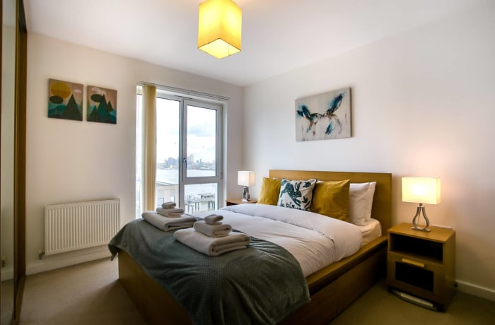 Apartment in The Thames, Canary Wharf - 3