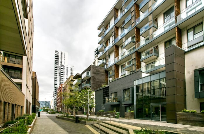 Apartment in The Thames, Canary Wharf - 17